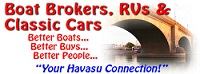 Boat Brokers, RVs and Classic Cars logo