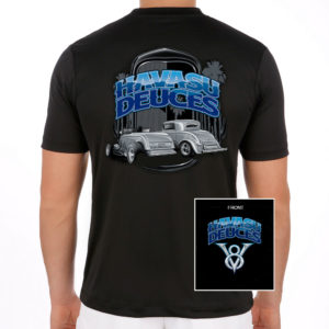 Havasu Deuces 1932 Ford T-Shirt