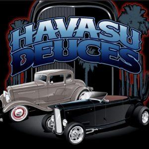2022 Havasu Deuce Show ('32 Ford)