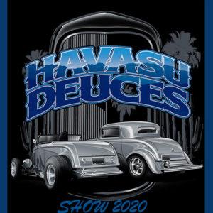 2020 Havasu Deuce Show ('32 Ford)