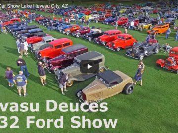 2017 Havasu Deuces 32 Ford Show Highlights