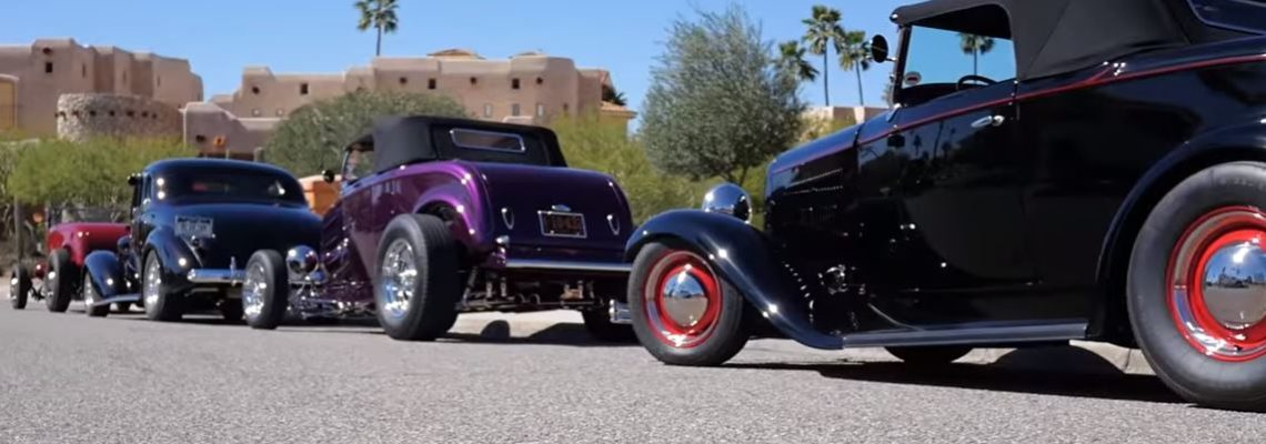 1932 Fords Garage Tours