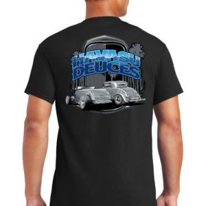 2020 Havasu Deuces Tee Shirt