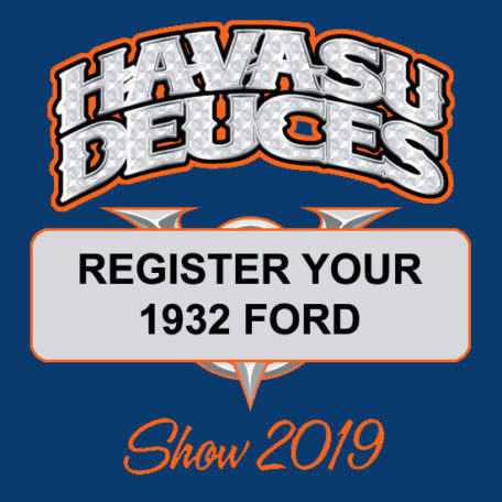 Click here to register your 1932 Ford